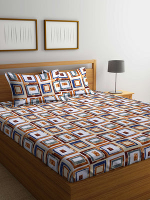 mafatlal-cotton-cream-110-tc-double-bedsheet-with-2-pillow-covers-HFBSFODLAS1007