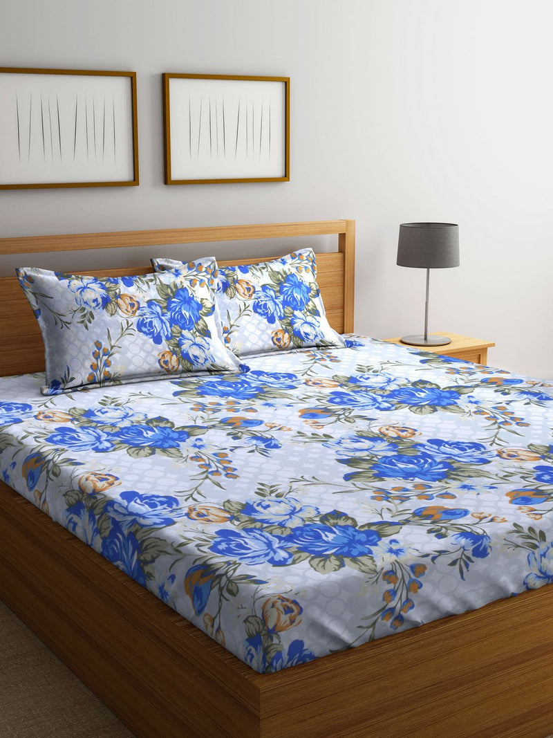 mafatlal-cotton-blue-110-tc-double-bedsheet-with-2-pillow-covers-HFBSFODLAS1012