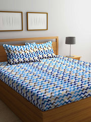 mafatlal-cotton-blue-110-tc-double-bedsheet-with-2-pillow-covers-HFBSFODLAS1016