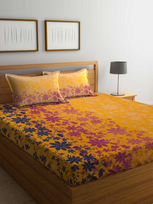 mafatlal-cotton-orange-120-tc-double-bedsheet-with-2-pillow-covers-HFBSRODLASM3018A
