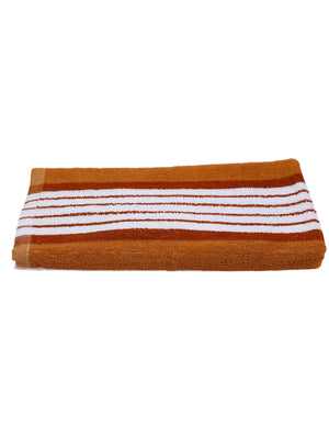 Brown 100% Cotton 450 GSM Bath Towel