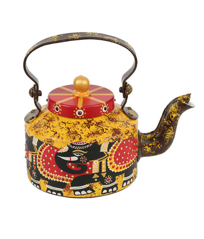 Hand-painted Royal Reprise Kettle Set