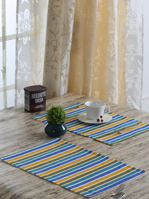 Linear Legacy Placemats (Set of 6)