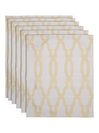 Designer Decorative Dining Tablemats/Placemats (38 cm x 48cm) - Set of 6