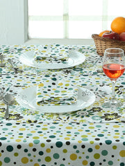 Handcrafted Youthful Artistry Set of Table Linen (13 Pcs)