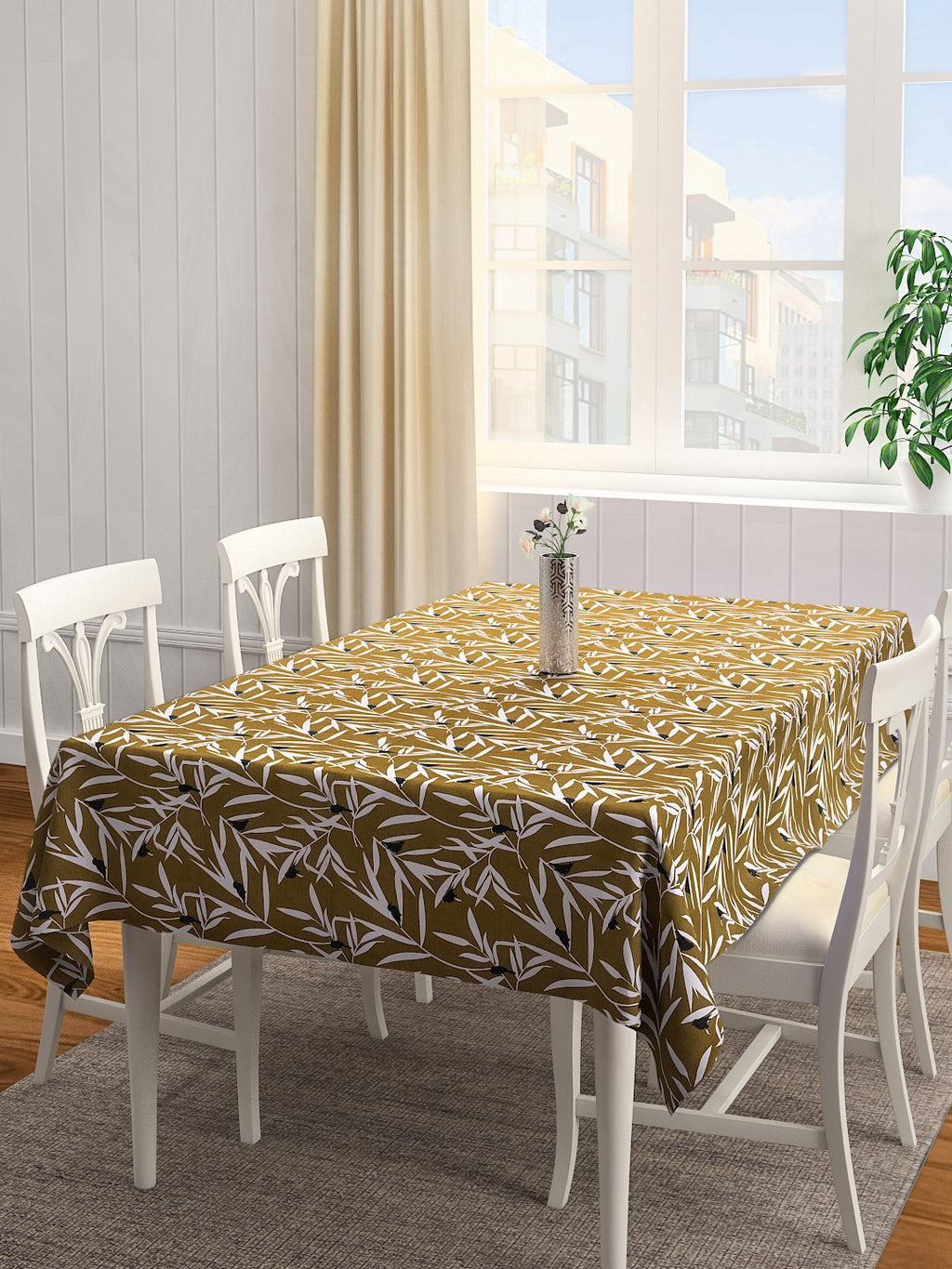 Handcrafted Umber Legacy Table Cover