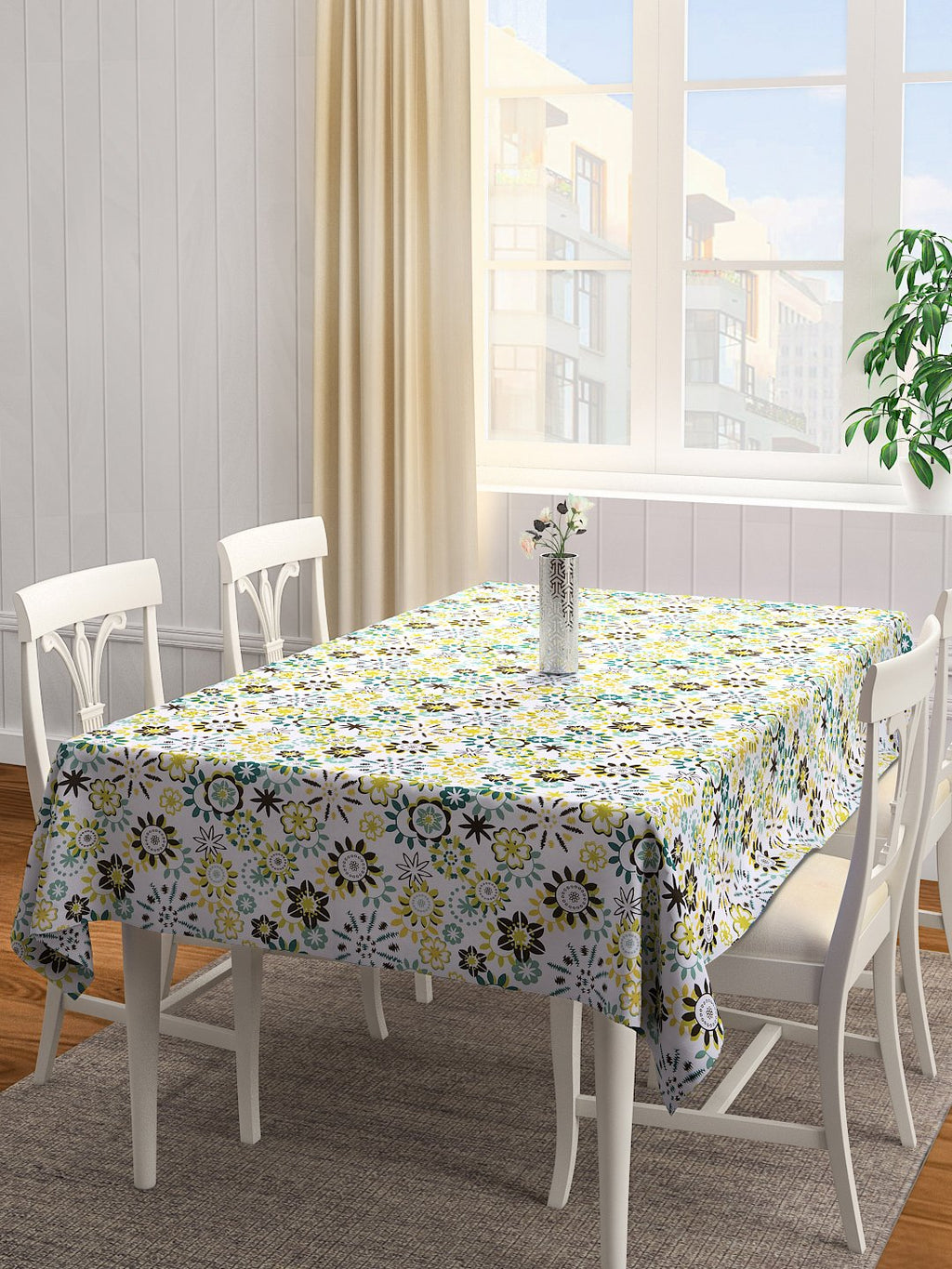 Handcrafted Flair Oasis Table Cover