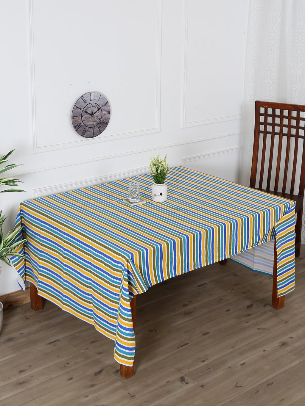 Handcrafted Linear Legacy Table Cover