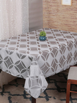 Designer Decorative Dining Table Cover (150cm x 230cm) - Rectangle