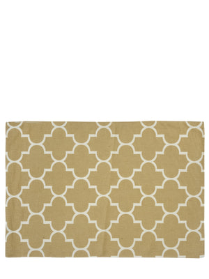 Handcrafted Sepia Offer Placemats (Set of 6)