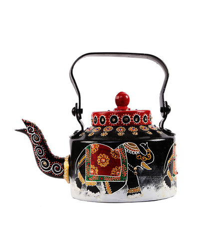Hand-painted Royal Reprise Kettle