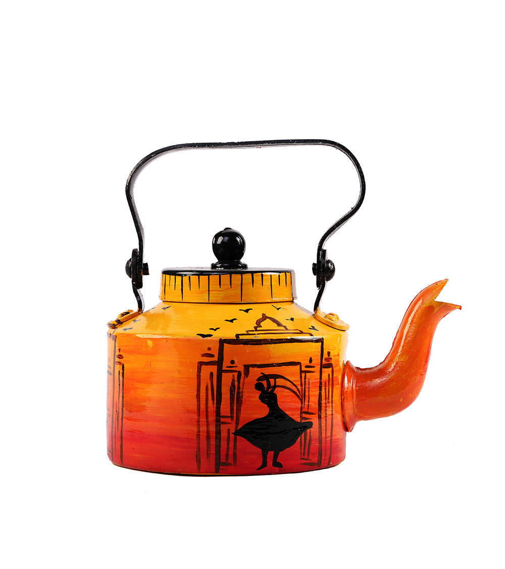 Hand-painted Dance of Hope kettle - RANGRAGE