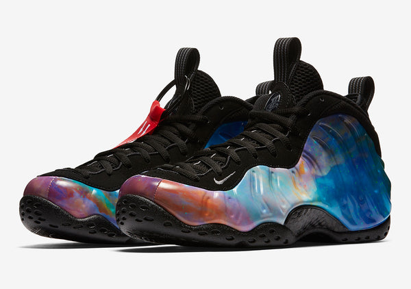 huge selection of 8a5b5 27368 First Look // Nike Air Foamposite One 'Alternate Galaxy' – QSMNL