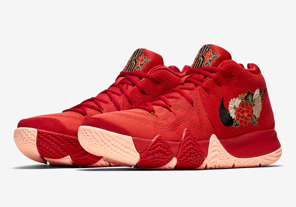 new arrival 7dc27 01374 Asia Exclusive Nike Kyrie 4 'Chinese New Year' Releases Next ...