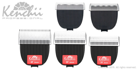 Kenchii Flash Clipper Blades
