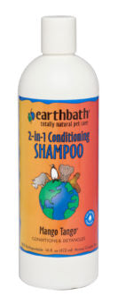 Earthbath 2-N-1 Conditioning Shampoo