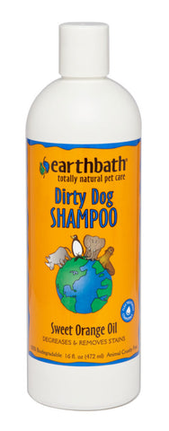 Earthbath Dirty Dog Shampoo