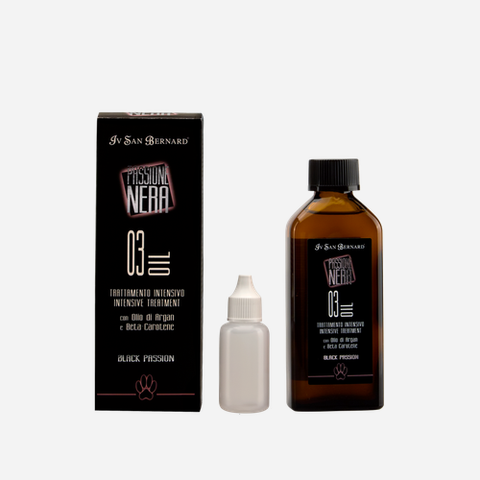 ISB Black Passion 03 Argan Oil