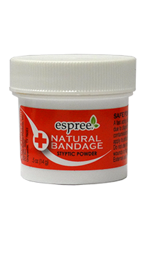 Espree Natural Bandage - Syptic Powder