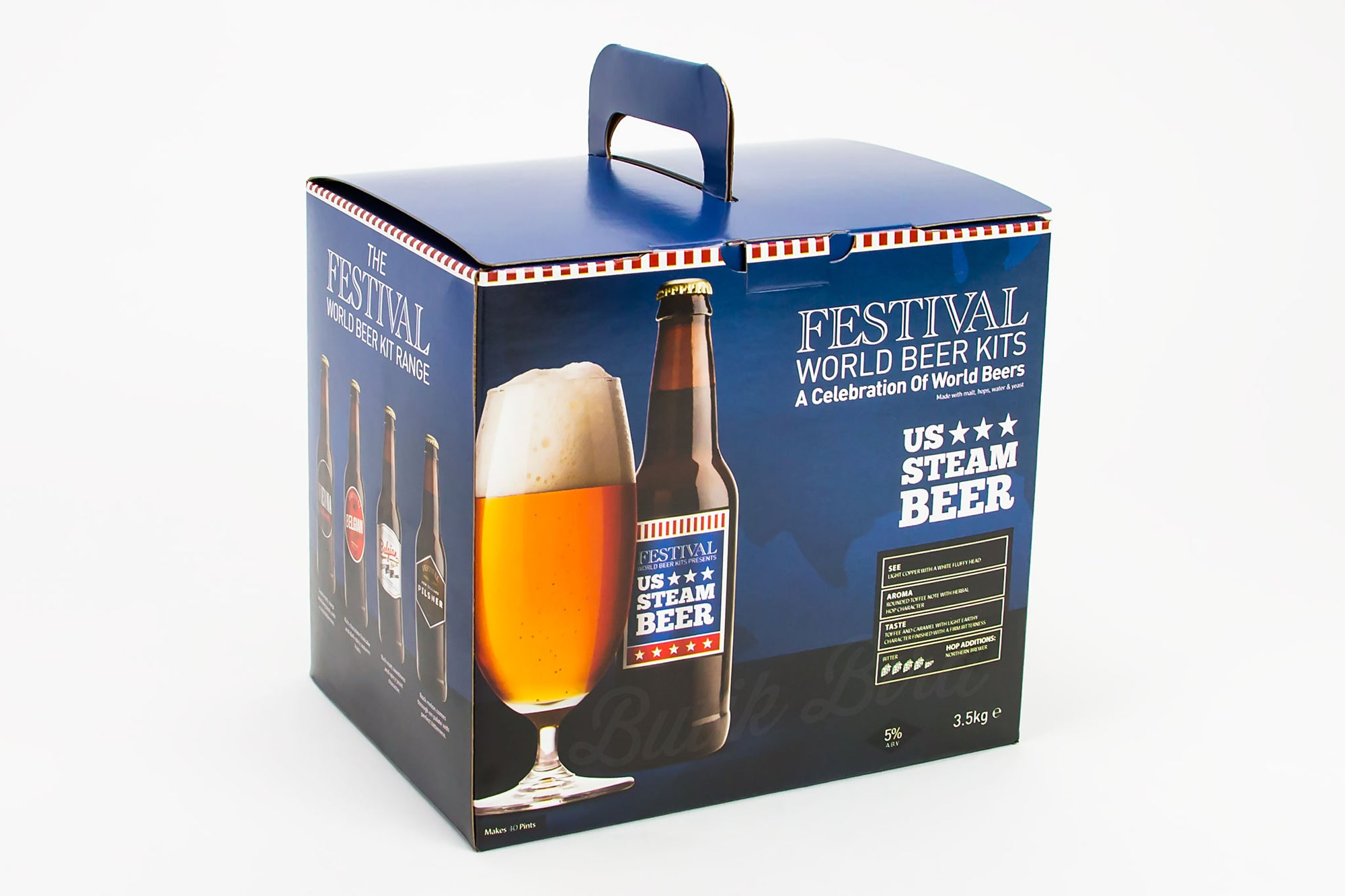 Amerikan Steam Bira Kiti - Festival US Steam Beer - Butik Bira
