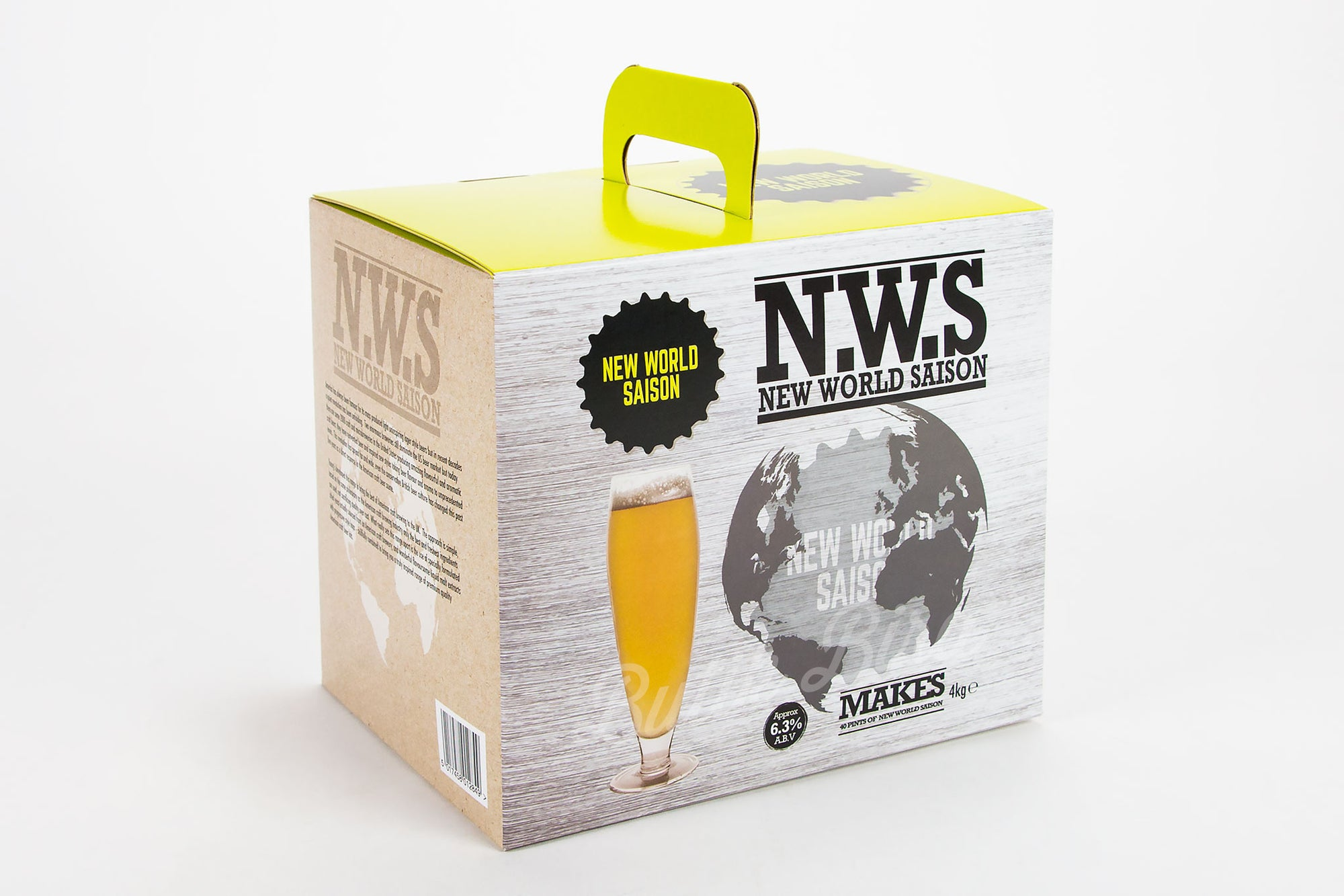 New World Saison Bira Kiti - Butik Bira