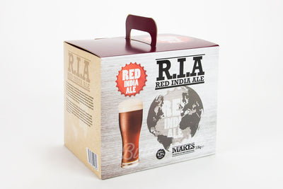 Red India Ale Bira Kiti - Butik Bira