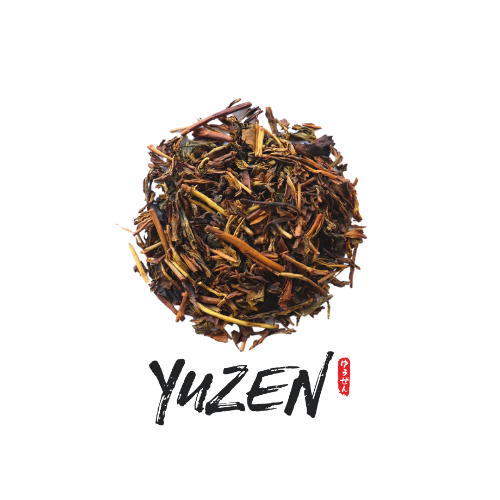 *Exclusive* YUZEN Japanese Hojicha