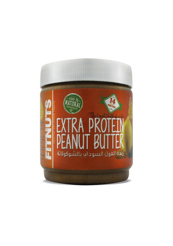 Chocolate Peanut Butter (Extra Protein)