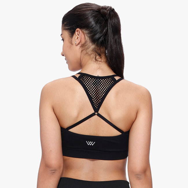 Vixenwrap Workout n Yoga High Intensity Sports Bra
