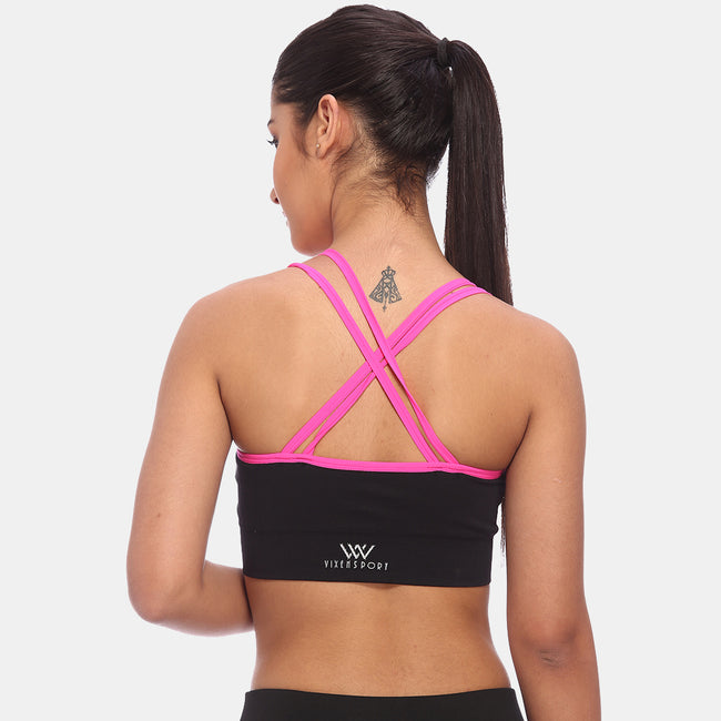 Vixensport Workout n Yoga Performance Sports Bra