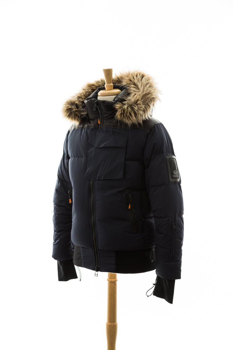 Coat of Arms Heavy Puffer Coat