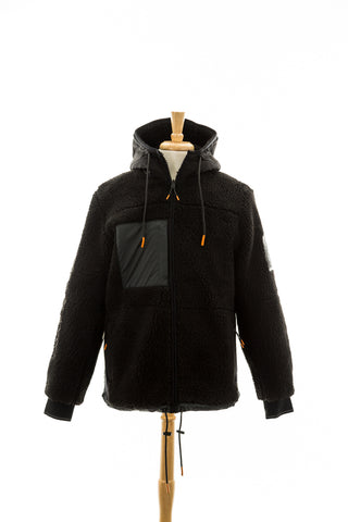 Coat of Arms Light Puffer Coat