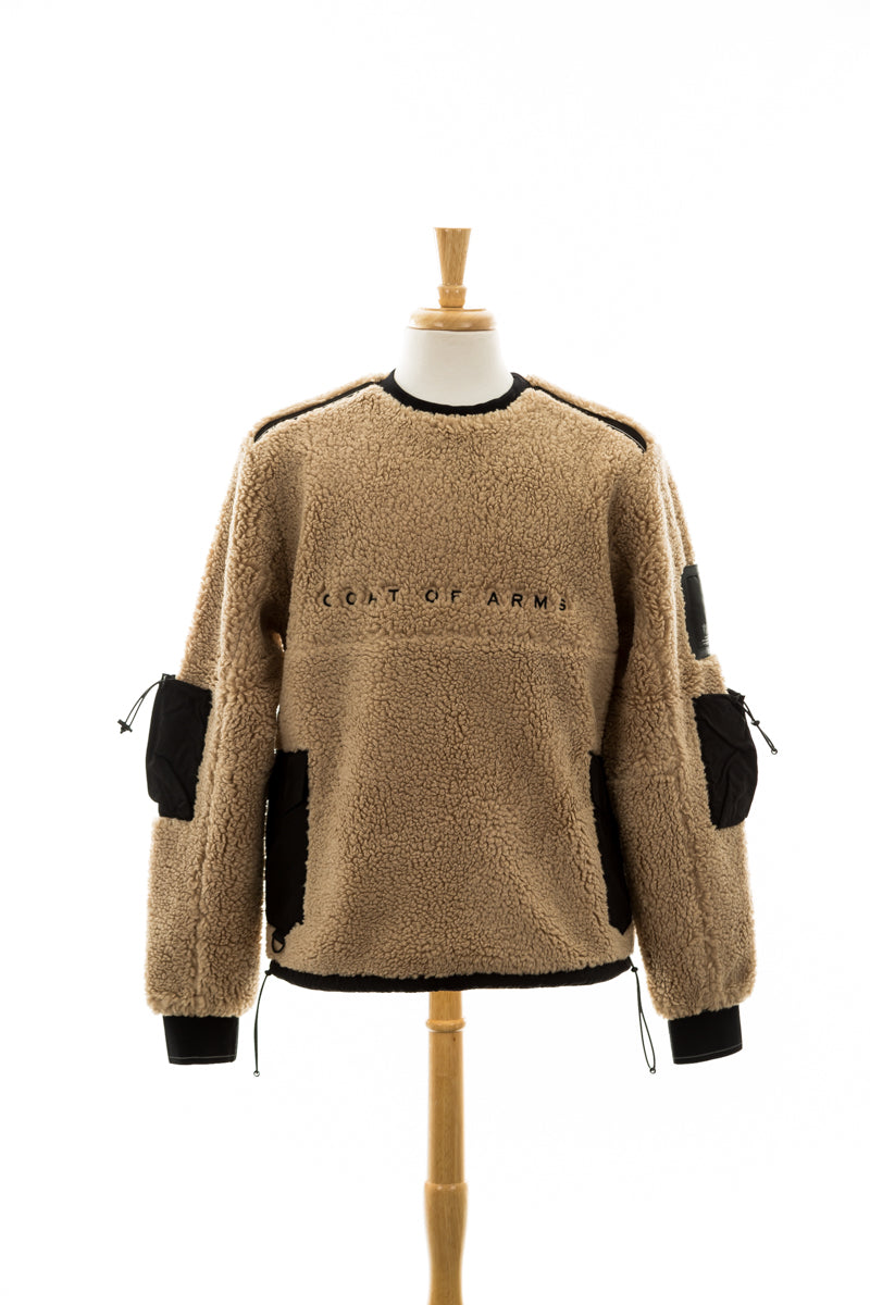 Tech Sherpa Crewneck