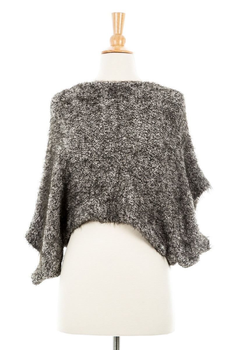 Temple Off-Shoulder Sweater