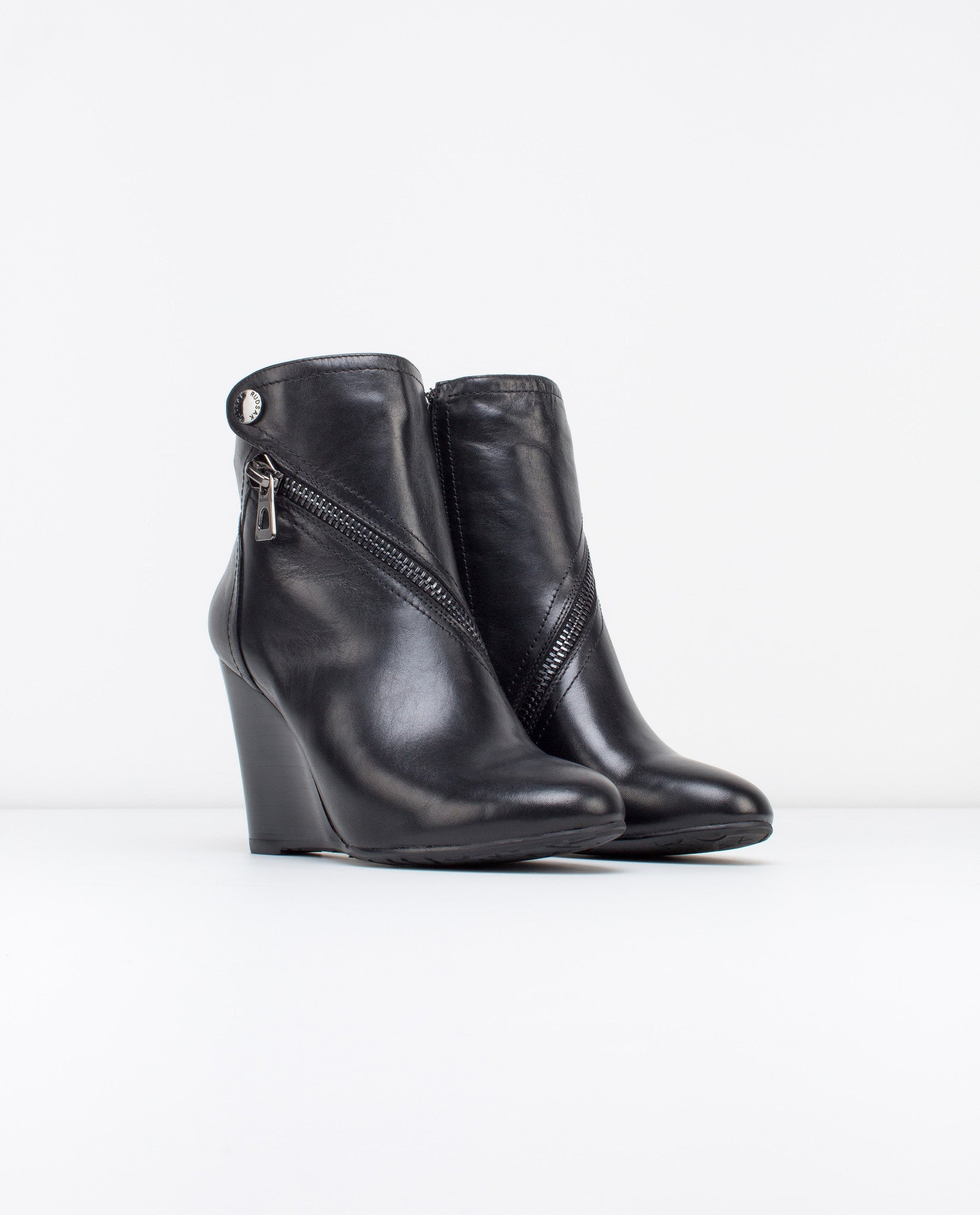 Balogo Ankle-High Bootie