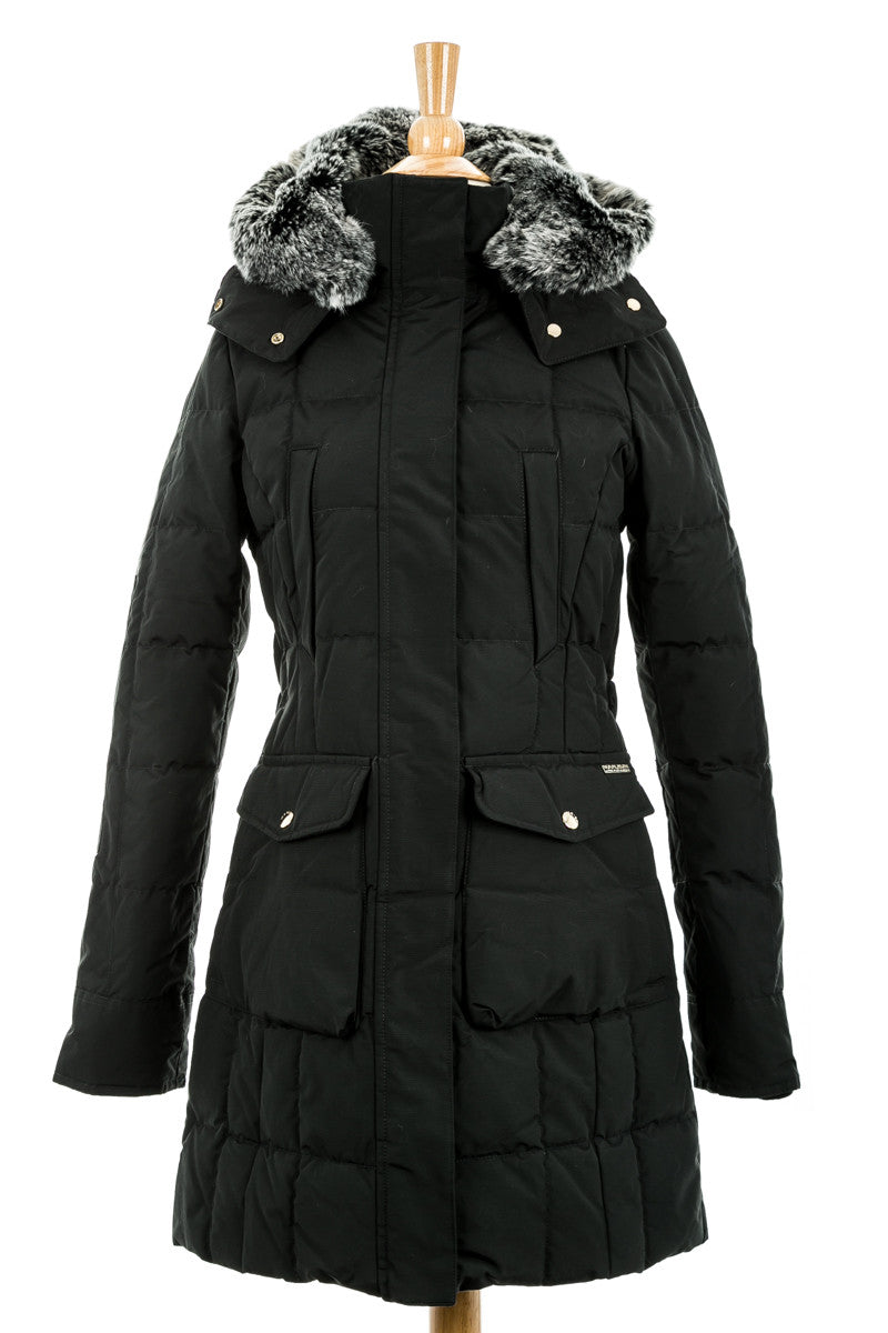 huge selection of 9c4a8 bf441 Blizzard Parka with Fur Trim