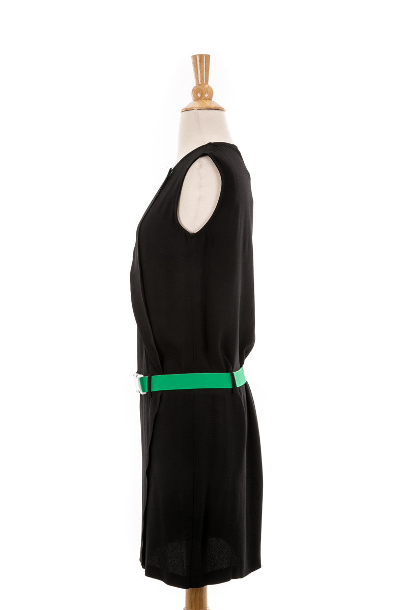 Crecy Asymmetrical Dress - Dejavu NYC