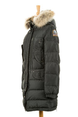 Harraseeket Down Parka With Fur Trim - Dejavu NYC