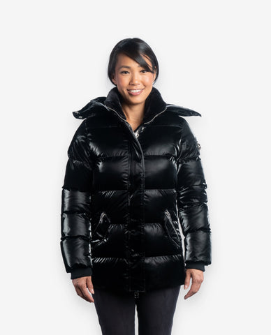 Woodpecker Women's Bumnester 3/4 Coat - Dejavu NYC