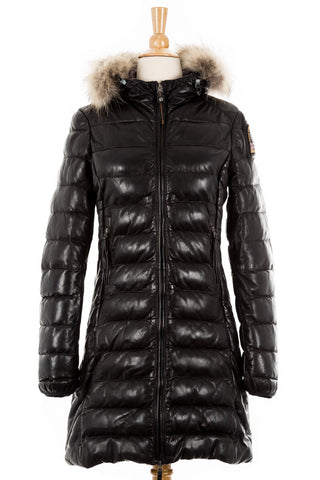 Angela Hooded Vest