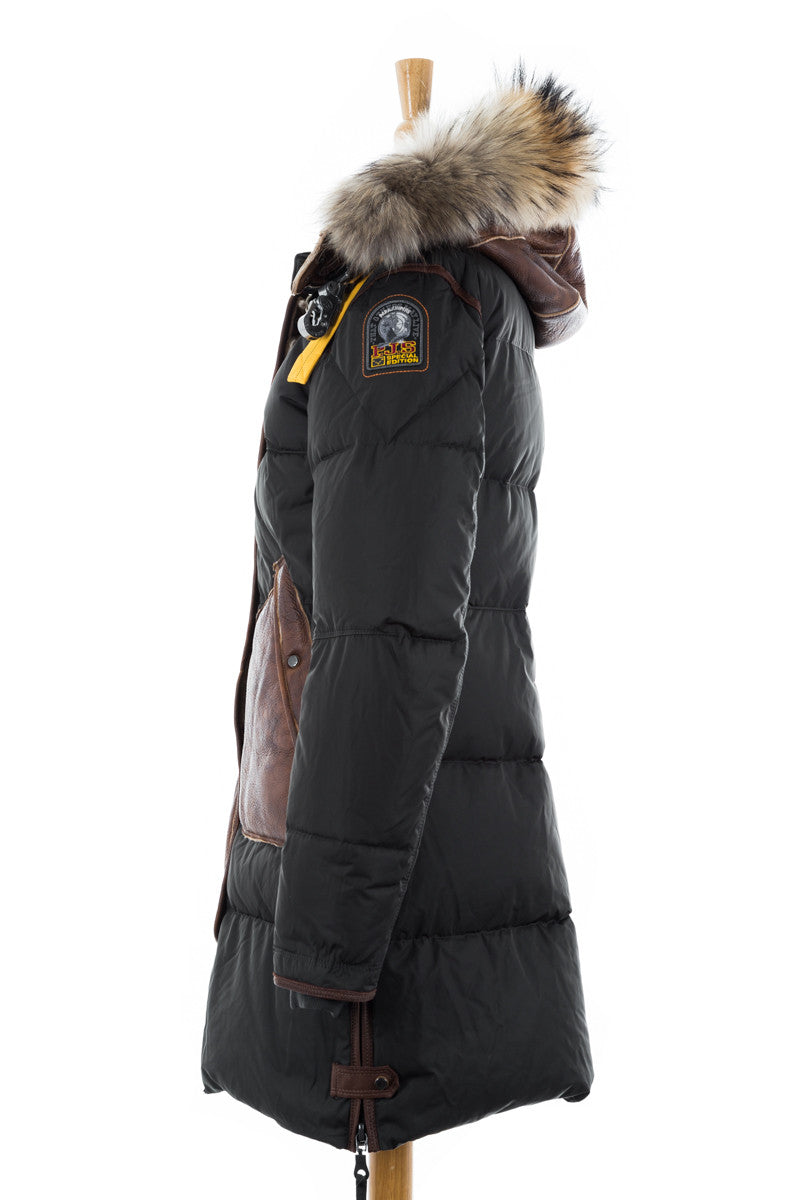 parajumpers long bear coat bush