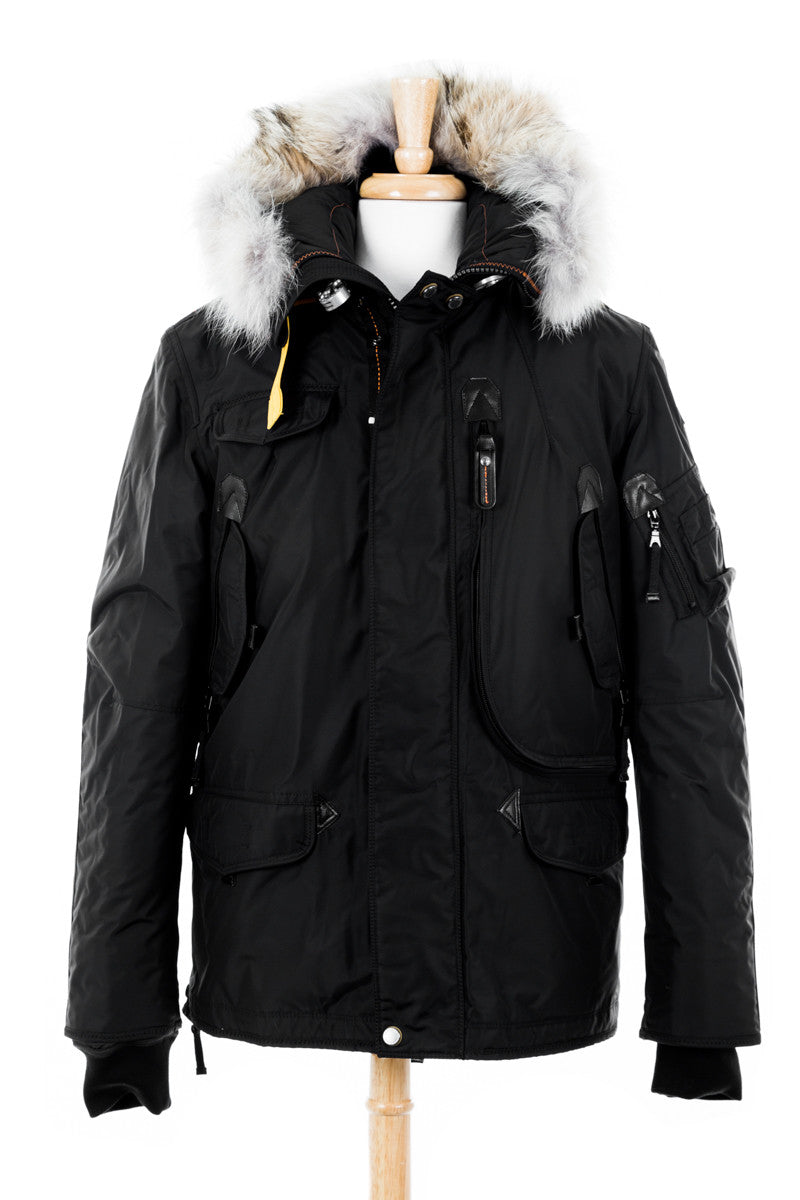 parajumpers right hand black