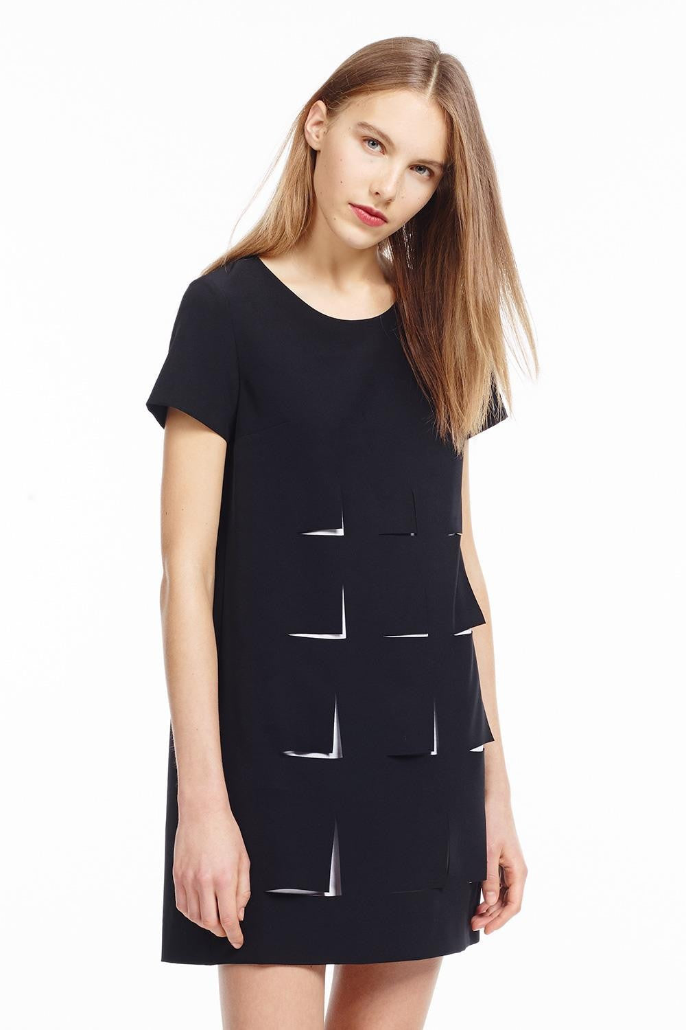 Peppers Laser Cut Tunic