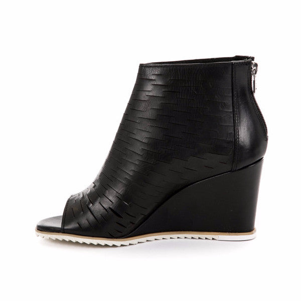 Randalia Wedge Booties
