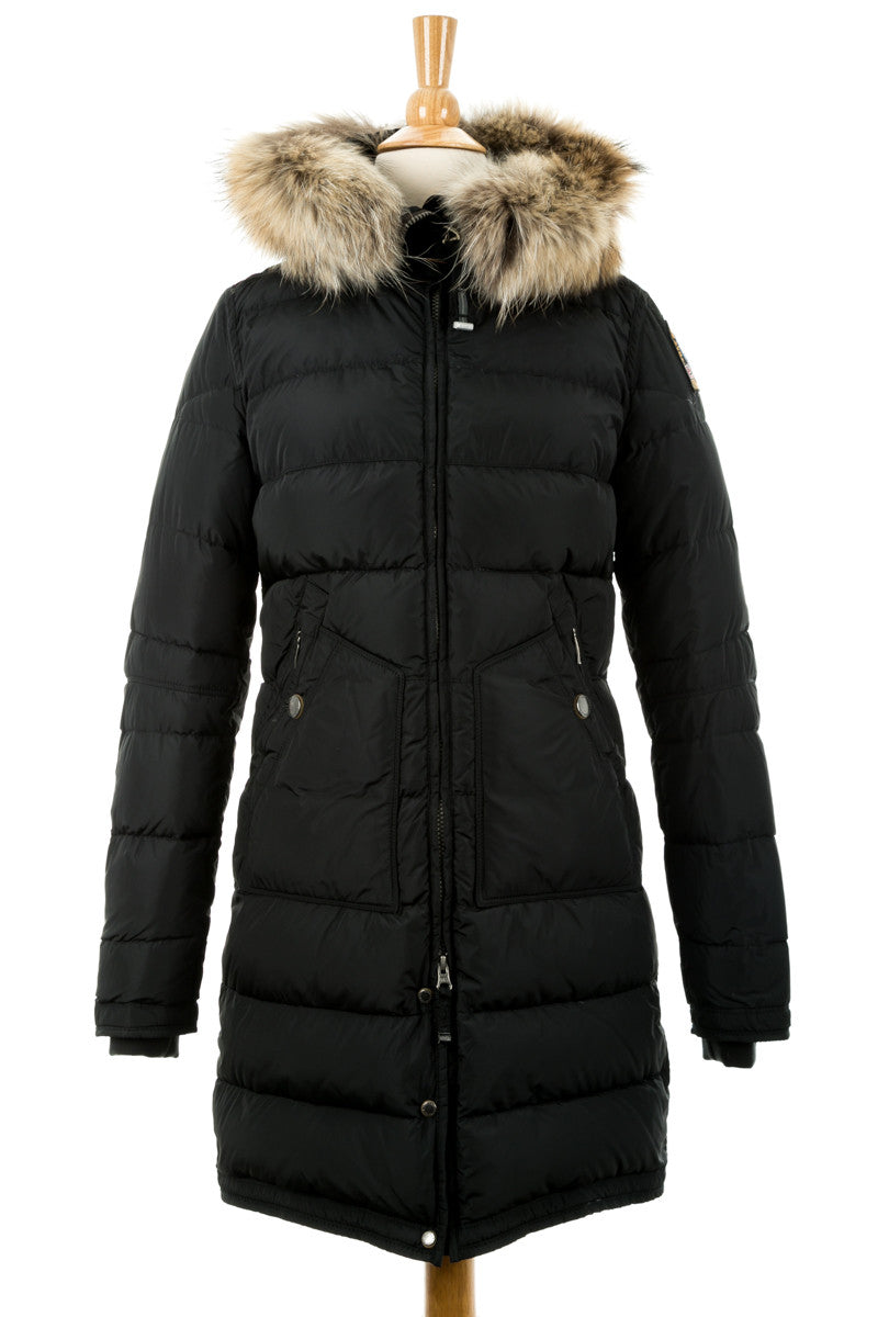 Light Long Bear Down Jacket