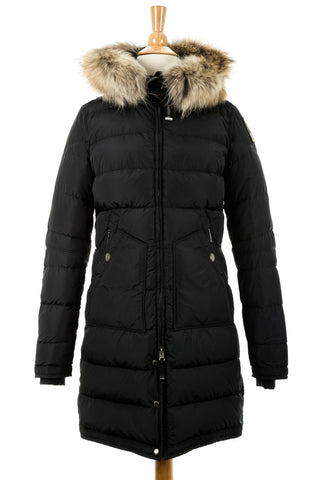 Light Long Bear Down Jacket. Parajumpers