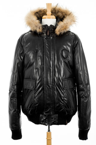 Gobi Men Down Bomber Jacket