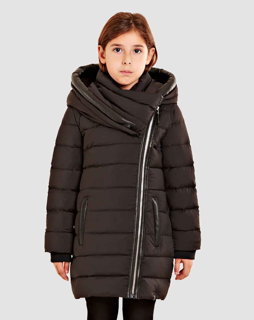 Medla Mini Coat - Dejavu NYC
