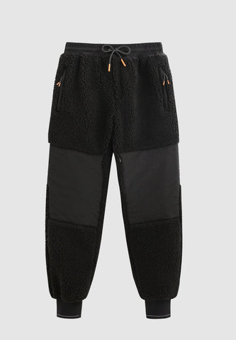 Tech Sherpa Pants - Dejavu NYC
