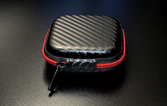 Carbon Fibre Earphone Box